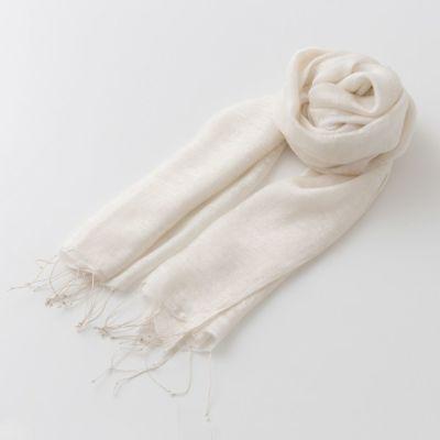 【シルクレーヨン02】ふんわり柔らか絹入りストール